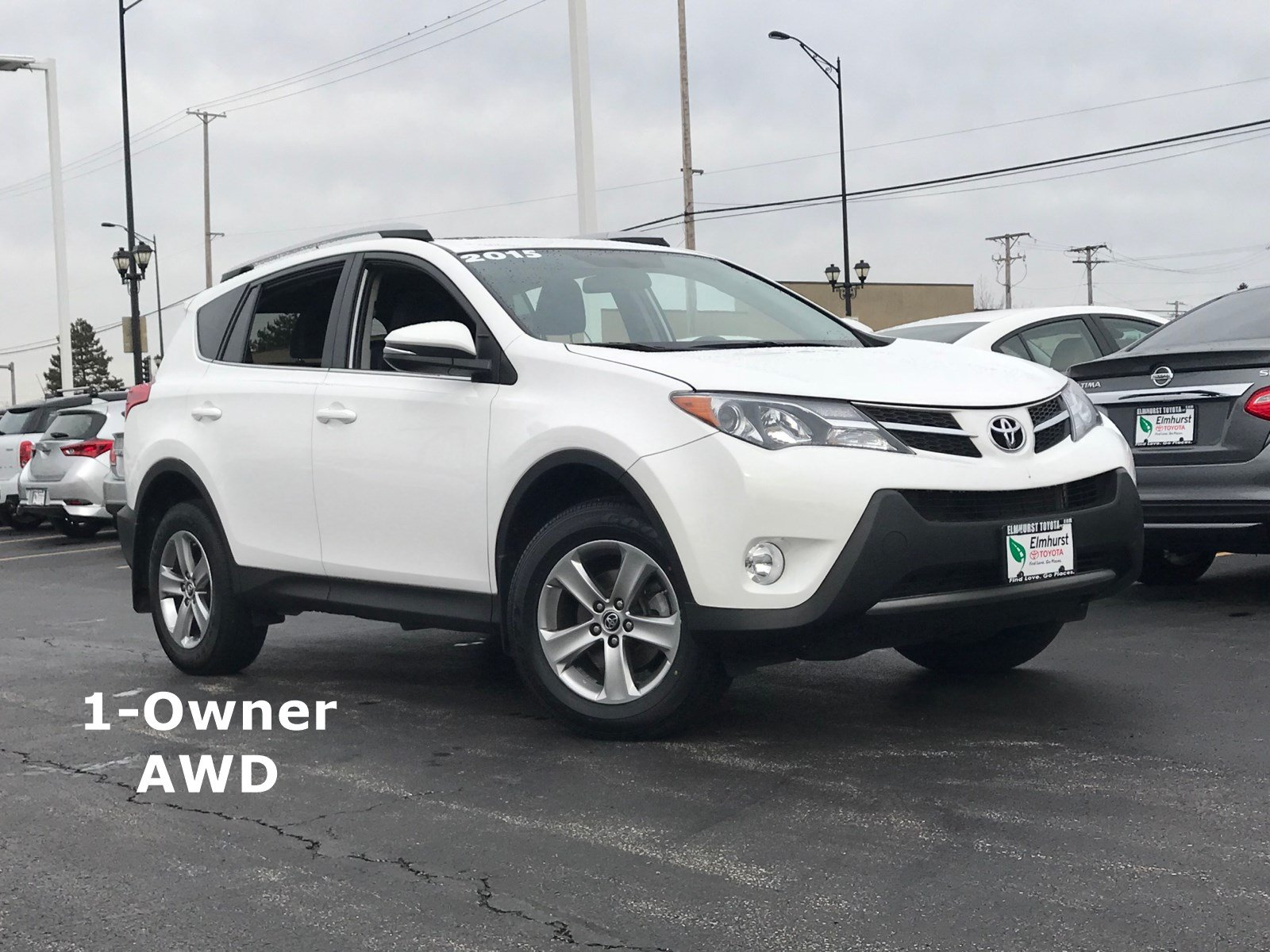 Awesome 2015 toyota Rav4 Limited Awd