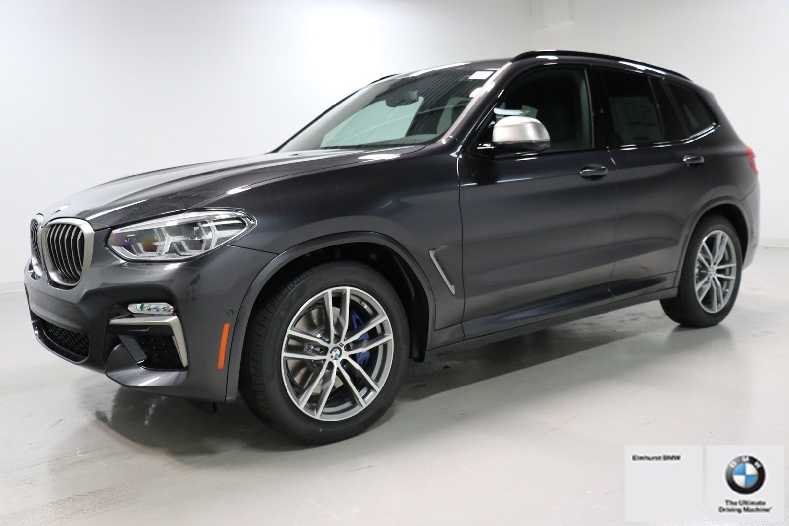 new 2018 bmw x3 m40i sport utility in elmhurst b8317. Black Bedroom Furniture Sets. Home Design Ideas