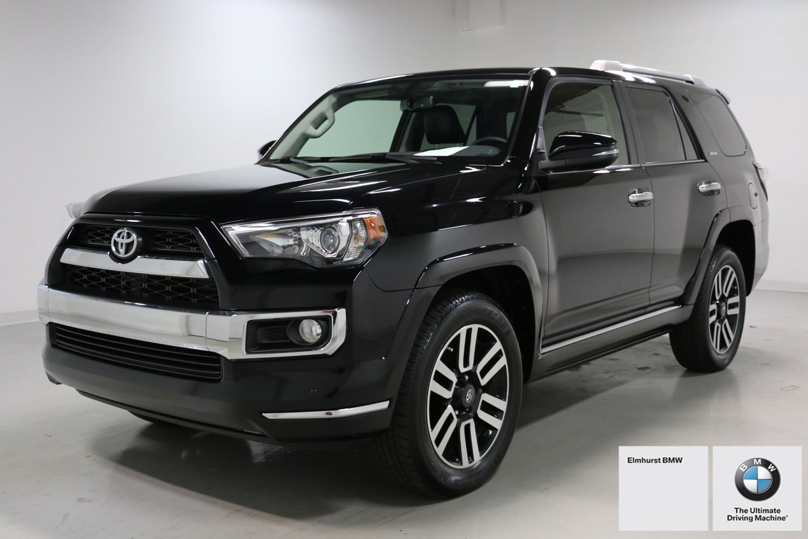 Pre Owned 2015 Toyota 4Runner Limited Sport Utility in Elmhurst