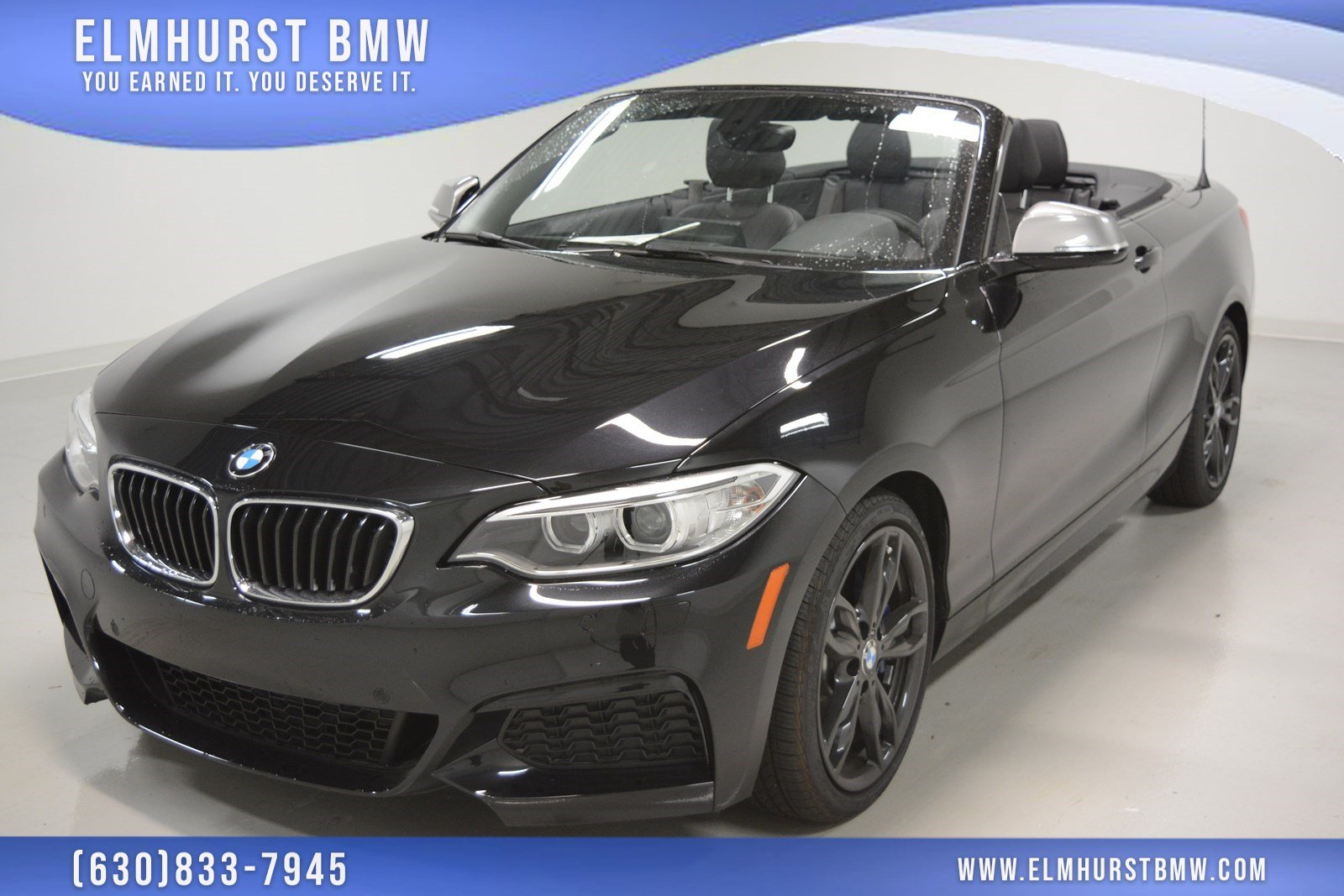 Pre Owned 2017 Bmw 2 Series M240i Xdrive Convertible