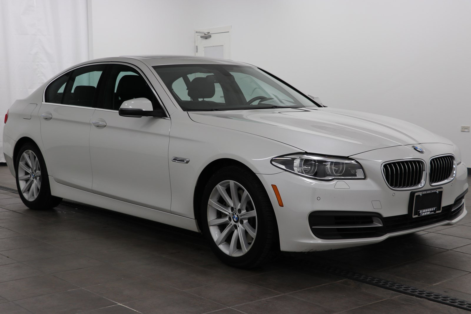 Pre Owned 2014 Bmw 5 Series 535i Xdrive 4dr Car In Elmhurst B8181a